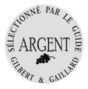 Logo de la médaille d'Argent de Gilbert & Gaillard